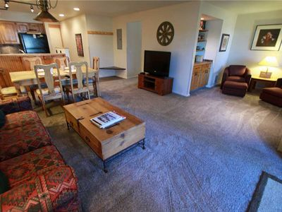 Photo for Snow Flower Condo #67, 2 bedroom 2 bath, sleeps 6, SKI-IN/SKI-OUT to Park City Mountain Resort