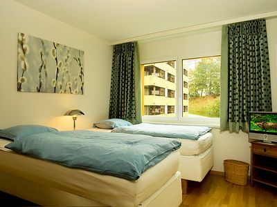 Photo for Apartment Ambassador B33 in Leukerbad - 4 persons, 2 bedrooms