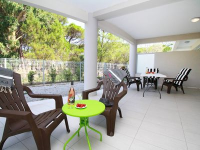 Photo for New apartment seafront in Calvi