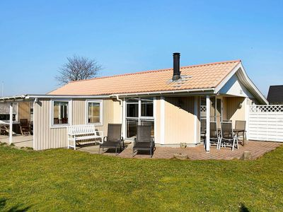 Photo for Rustic Holiday Home in Hadsund With Garden