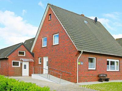 Photo for Holiday flats Seeschwalbe, Tossens  in Jadebusen - 6 persons, 3 bedrooms