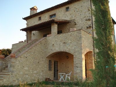 Photo for 3BR Villa Vacation Rental in Todi, Umbria