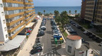 Photo for Beautiful apartment, overlooking the beach, in the heart of Santa Margarita