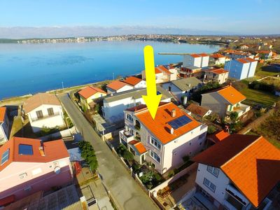 Photo for Apartments Danka, (15706), Nin, Zadar riviera, Croatia