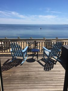 Photo for Cape Cod/Truro Waterfront 2 Bedroom- Right on the WATER