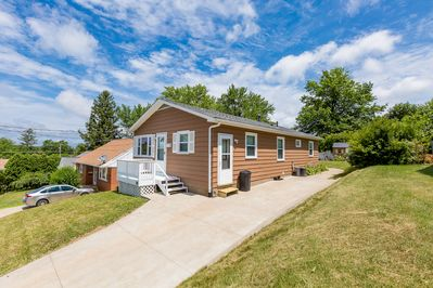 3 bedroom ERIE-sistable home!