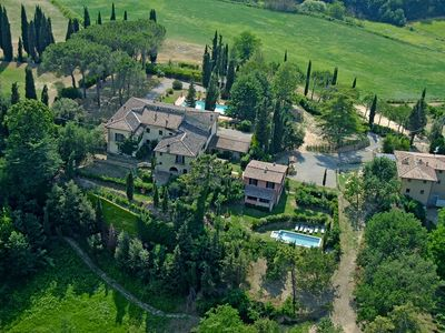 Photo for CHARMING VILLA near Certaldo (Chianti Area) with Pool & Wifi. **Up to $-2124 USD off - limited time** We respond 24/7