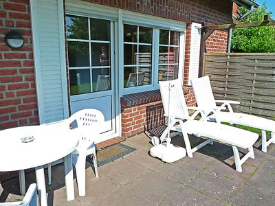 Photo for Apartment Windrose in Norddeich - 4 persons, 2 bedrooms