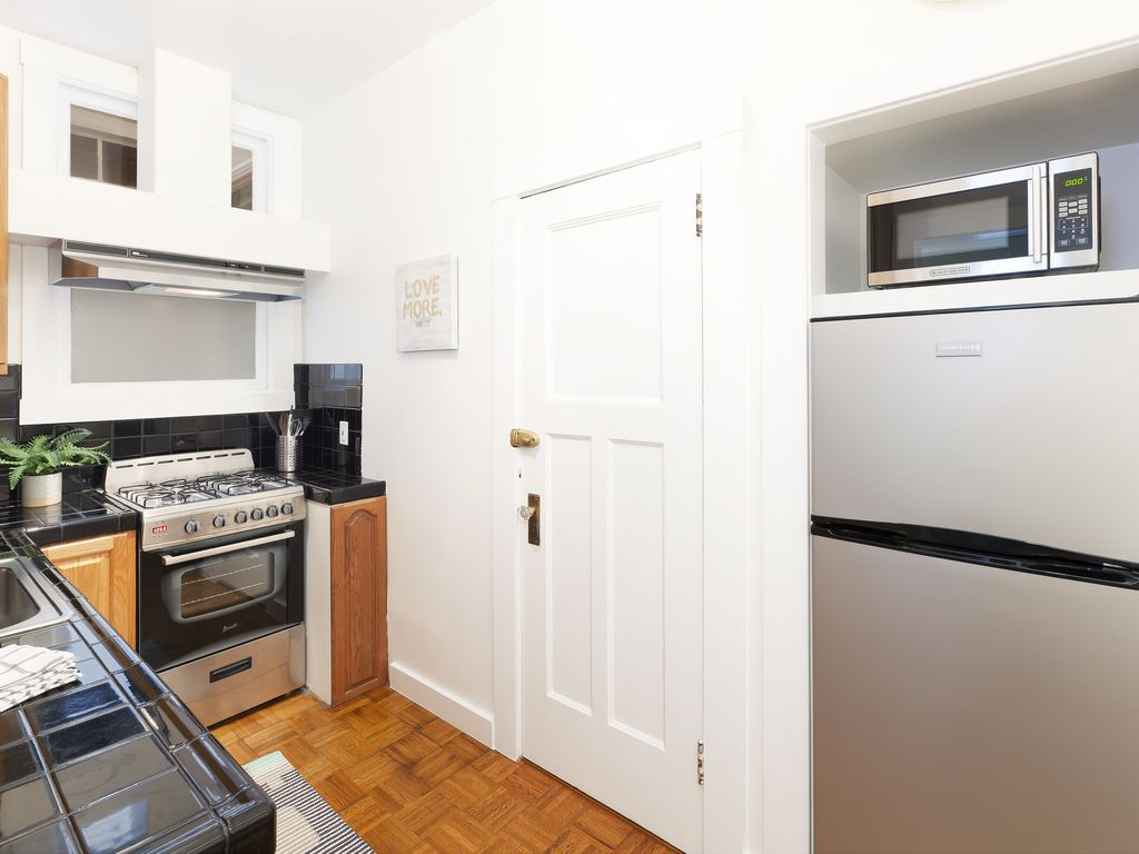 Uncategorized Kitchen Appliances San Francisco remodeled cozy unit in the heart of san f vrbo kitchen with stainless steel appliances