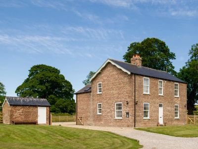 Photo for Foremans House in beautiful Yorkshire with countryside views and beach nearby