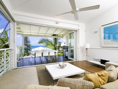 Photo for Modern Apartment with Fantastic Ocean Views
