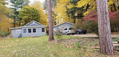 Photo for NEW TO VRBO Peaceful Lake Michigan Water View Cottage- Manistee
