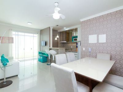 Photo for Rent Apartment 2 bedrooms and 1 suite | Pumps / SC