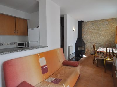Photo for CARME: HOUSE IN THE CENTER OF THE POBLE 300 M FROM THE PLATJA