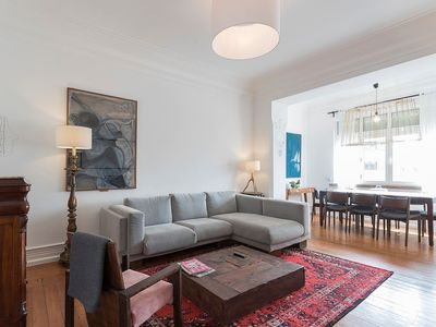 Photo for Misha's Place at Avenida 2! - Apartment for 14 people in Lisboa ciudad
