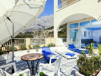 Photo for Apartment Dorotea  in Makarska, Central Dalmatia - 3 persons, 1 bedroom