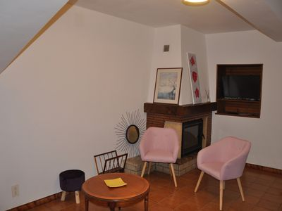 Photo for Large village house full center Pézenas up to 10 people