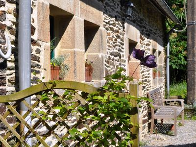 Photo for 2BR Cottage Vacation Rental in Laz, Bretagne