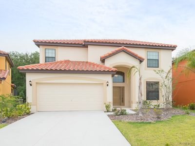 Photo for Luxury Home near Disney & Golf w/ WiFi, Pool, Gameroom & Garage