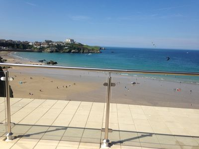 Photo for The View - a perfect place to chill in Newquay