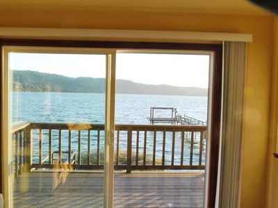 Overlooking Clearlake From The Living Room