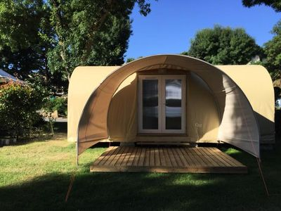 Photo for Camping Isle Verte **** - Coco Sweet 3 rooms 4 persons