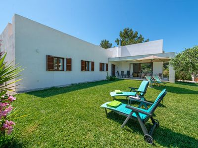 Photo for AMEDART - Beautiful house with private garden located near a breath-taking little beach