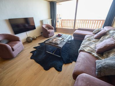 Photo for Splendide Appart avec vue imprenable - Apartment for 10 people in L'Alpe d'Huez