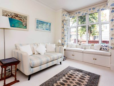 Photo for Bright 3BR Family Home 20min walk from the Wimbledon Tennis grounds, by Veeve