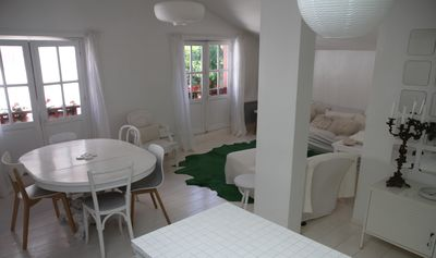 Photo for Apartment in the heart of St Jean de Luz 200m from the beach