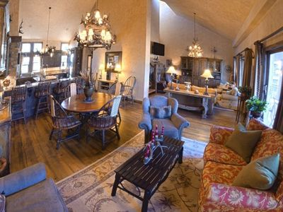 Photo for Extraordinary Mountainside Townhome, Ski-in, Ski-out on Snowmass Mountain