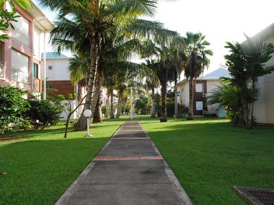 Photo for T3 in DRC Residence Crystal Beach with direct access to the beach and 2 swimming pools