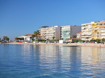 Photo for One bedroom Apartment, sleeps 4 in Cannes with Air Con and WiFi