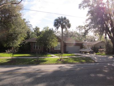 Photo for Charming Home on Oak lined street in Historic District