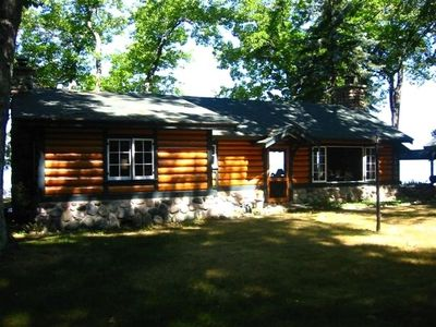 Photo for On Lake Michigan -Private Beach and Fire Pit-Big Water View!!