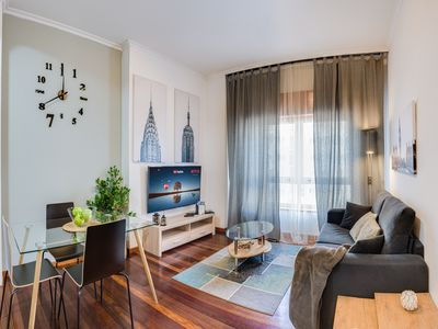 Photo for Central apartment, 5 minutes from the Cathedral