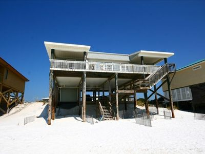 Photo for Greenwave - Gulf Front, Old Florida Style on Dune Allen Beach