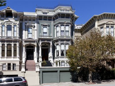 Photo for #132 Furnished ONLY Beautiful Mansion in Heart of Pacific Heights