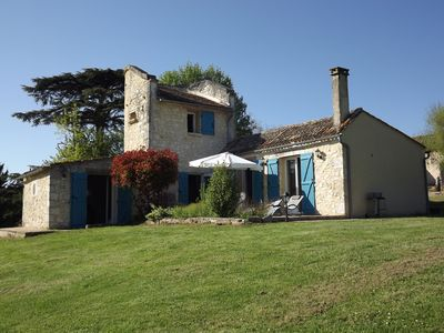 Photo for Borie-neuve cottage in Purple Périgord