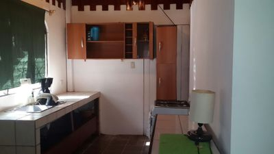 Photo for 2 Bedroom Apmt With Queen Beds, Living Area With Tv, Full Kitchen, Bath, Wif