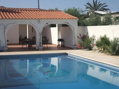 Photo for Beautiful large rural villa, private pool and stunning mountain views