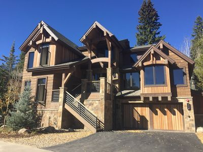 Photo for Ski-in/Ski-Out Meadows Lane Retreat - Newly Built with Elevator