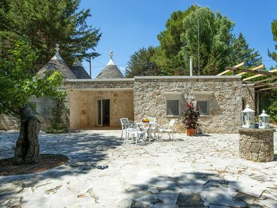 Photo for Trulli in Puglia with Private Heated Pool