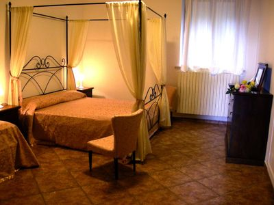 Photo for Holiday apartments in Assisi surrounded by the peace and relaxation. Price EXCEPTIONAL