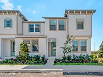 Photo for Beautiful 5 Bed Gated Pool Townhome At Solara Resort
