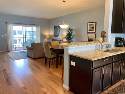 Photo for Gorgeous Townhouse Walking Distance from Boardwalk/Beach/Shopping