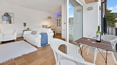 Photo for Apartment near the Calella de Palafrugell Beach