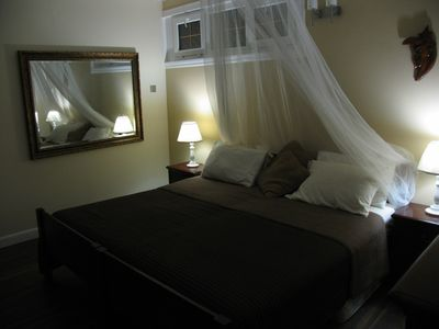 Relax in the bedroom with mood Lighting