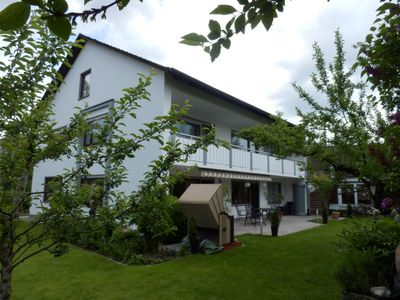 Photo for The apartment Andrea with 3 stars is located directly in Kaufbeuren in the Allgäu!