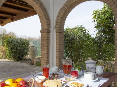 Photo for B&B with Pool and view of Assisi